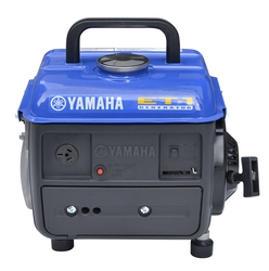 Yamaha ET-1 Portable Generator 0.65- 0.78 Kva 220V/50Hz/1~  (For sale only in Bahrain, Oman, Qatar and Saudi Arabia) from AL MAHROOS TRADING EST