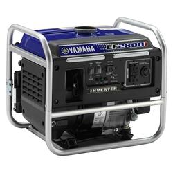 Yamaha EF2800i Portable Generator 2.5-2.8 Kva 220V/50Hz ((For sale only in Bahrain, Oman, Qatar and Saudi Arabia)) from AL MAHROOS TRADING EST