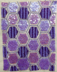 Hand Embroidery/beaded Panels