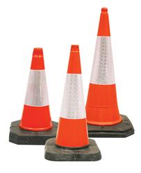 Traffic Cone Supplier Dubai UAE from AL MANN TRADING (LLC)