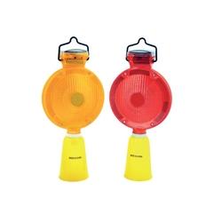 Solar Light for Traffic Cone Supplier Dubai UAE from AL MANN TRADING (LLC)