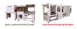 Wrapping Machine from SHRINK PACKING & PACKAGING EQUIPMENT TRADING LLC