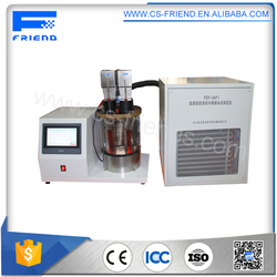 Automatic engine coolant freezing point tester from FRIEND EXPERIMENTAL ANALYSIS INSTRUMENT CO., LTD