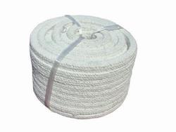 White Dry Asbesto Rope Supplier Dubai UAE from AL MANN TRADING (LLC)
