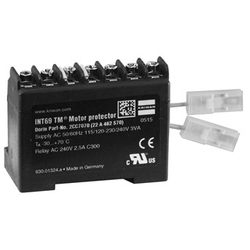 INT69 MOTOR PROTECTION MODULE