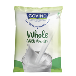 Whole Milk Powder from GOVIND MILK & MILK PRODUCTS PVT LTD