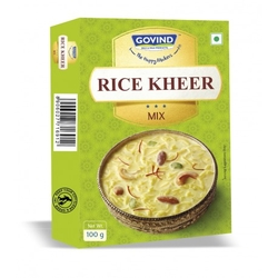 Rice Kheer Mix from GOVIND MILK & MILK PRODUCTS PVT LTD