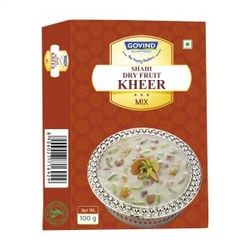 Shahi Dry Fruit Kheer Mix Powder from GOVIND MILK & MILK PRODUCTS PVT LTD