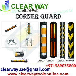 CORNER GUARD DEALER IN MUSSAFAH , ABUDHABI , UAE from CLEAR WAY BUILDING MATERIALS TRADING