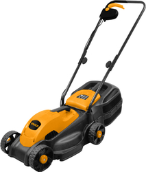Electric Lawn Mower suppliers in Qatar from AERODYNAMIC TRADING CONTRACTING & SERVICES , QATAR / TELE : 33190803 / SARATH@AERODYNAMIC.QA