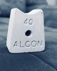 Alcon PVC Spacers & Concrete Spacers in Abu Dhabi from ALCON CONCRETE PRODUCTS FACTORY LLC