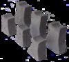 Fiber Spacer Blocks Supplier in UAE from DUCON BUILDING MATERIALS LLC