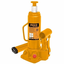 4 Ton Hydraulic bottle jack suppliers in Qatar from AERODYNAMIC TRADING CONTRACTING & SERVICES , QATAR / TELE : 33190803 / SARATH@AERODYNAMIC.QA