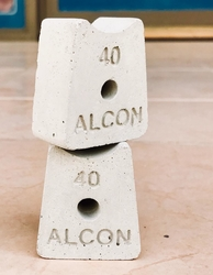 Cover blocks supplier in Oman from ALCON CONCRETE PRODUCTS FACTORY LLC