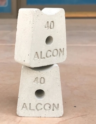 Spacer Blocks manufacturer in UAE from ALCON CONCRETE PRODUCTS FACTORY LLC