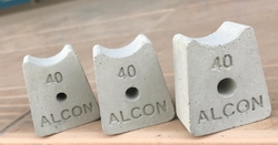 Cover Blocks manufacturer in UAE from ALCON CONCRETE PRODUCTS FACTORY LLC