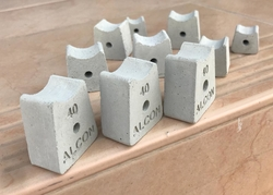 Concrete Spacer Block Supplier in UAE from ALCON CONCRETE PRODUCTS FACTORY LLC