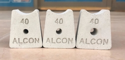 PVC Spacer & Concrete Spacer Supplier in Uae from ALCON CONCRETE PRODUCTS FACTORY LLC