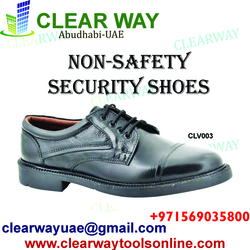 NON-SAFETY SECURITY SHOES DEALER IN MUSS ...