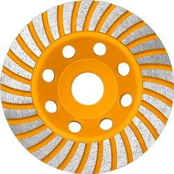 Segmented Turbo Cup Grinding Wheel suppliers in Qatar from AERODYNAMIC TRADING CONTRACTING & SERVICES , QATAR / TELE : 33190803 / SARATH@AERODYNAMIC.QA