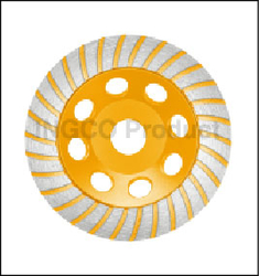 Segmented Turbo Cup Gringing Wheel suppliers in Qatar