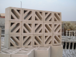 Claustra Blocks Supplier in Abu Dhabi from DUCON BUILDING MATERIALS LLC
