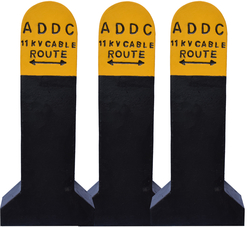 Route Marker Supplier in UAE from DUCON BUILDING MATERIALS LLC