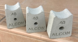 Cover Blocks Supplier in Ajman from DUCON BUILDING MATERIALS LLC