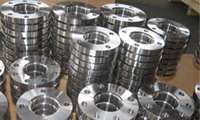 Steel flange from AMARDEEP STEEL CENTRE