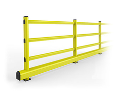 Industrial Protection - Pedestrian Protection Barrier from CONSTROMECH FZCO