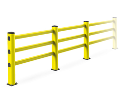 Industrial Protection - Barrier for Heavy Equipment from CONSTROMECH FZCO