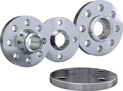 FLANGES from VINAY FERROMET PVT LTD