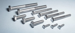 ASTM A193 Duplex 2205 Fasteners from VINAY FERROMET PVT LTD