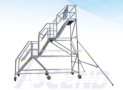 3 Level  from ASCEND ACCESS SYSTEMS SCAFFOLDING LLC