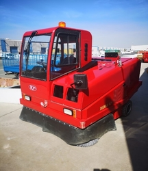 Rent a Sweeper from CONSTROMECH FZCO