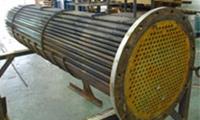 Re-tubing Of Heat Exchangers