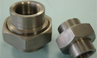 Titanium Forged Fittings from AMARDEEP STEEL CENTRE