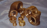 Cu-Ni Forged Fittings from AMARDEEP STEEL CENTRE
