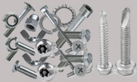 Aluminum Fasteners from AMARDEEP STEEL CENTRE