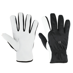 LEATHER WORK GLOVES from UNISTYLE INDUSTRIES