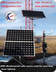 Solar Street Lights Supply, Installation & Maintenance In Bahrain