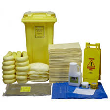 CHEMICAL SPILL KIT from EXCEL TRADING COMPANY L L C