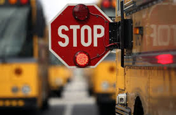 SCHOOL BUS STOP SIGNAL from EXCEL TRADING COMPANY - L L C