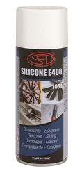 SILICONE E400 ANTI ADHESIVE SILICONE REMOVER from GULF SAFETY EQUIPS TRADING LLC