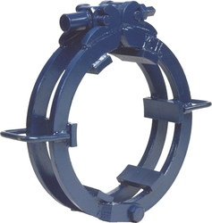 External Line Up Clamps(Manual & Hydraulic Jack) from GLOBTECH LEADING ENTERPRISES