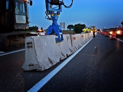 Barrier Lifter for Road Project from GLOBTECH LEADING ENTERPRISES