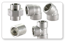 Stainless Steel Forged Fittings from SUGYA STEELS