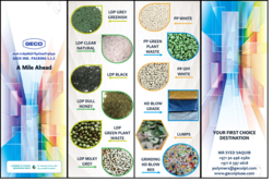 Plastic Polymers from GECO INDUSTRIAL PACKING