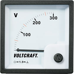 VOLTCRAFT Panel Meter suppliers in Qatar from AERODYNAMIC TRADING CONTRACTING & SERVICES , QATAR / TELE : 33190803 / SARATH@AERODYNAMIC.QA