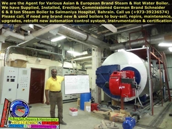 JEMS Boiler Supply and Services